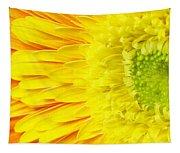 Chrysanthemum Flower Closeup Tapestry