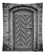 Church Door 02 Tapestry