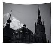 Church I Tapestry