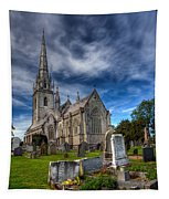 Church Of Marble Tapestry