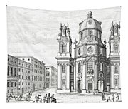 Church Of Notre Dame, Salzburg Tapestry