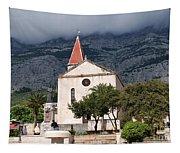 Church Of St.mark Makarska Tapestry