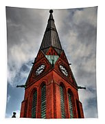 Church Spire Hdr Tapestry