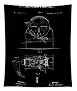 Cider Mill Patent Tapestry