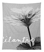 Cilantro Tapestry