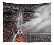 Cincinnati Bengals Playoff Bound Tapestry