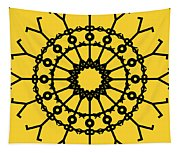 Circle 2 Icon Tapestry