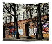 City Art Tapestry