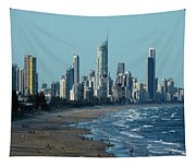 City At The Waterfront, Surfers Tapestry