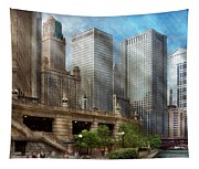City - Chicago Il - Continuing A Legacy Tapestry