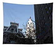 City Hall At Market Street Tapestry