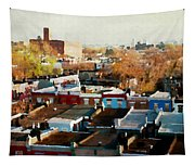 City View Six Tapestry