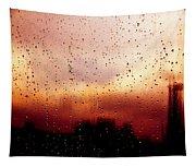 City Window Tapestry
