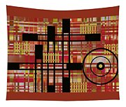 City Works Tapestry