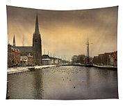 Cityscape Tapestry