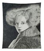 Clara Bow Tapestry