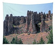 M-a5706-clarno Palisades Tapestry
