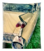 Classic Caddy Fins Tapestry