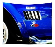 Classic Cars Beauty By Design 6 Tapestry