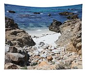Clear California Cove Tapestry