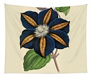 Clematis Star Of India Tapestry