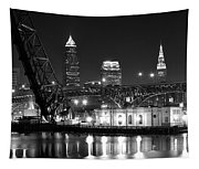Cleveland Shining Bright Tapestry