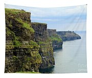 Cliffs Of Moher 7266 Tapestry