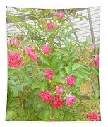 Climbing Roses Tapestry