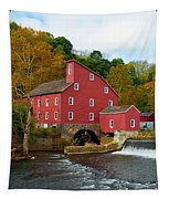 Clinton Mill II  Tapestry