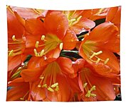 Music Please Clivia Tapestry