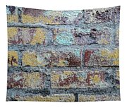 Close-up Of Old Brick Wall Tapestry