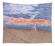Closed For The Season Tapestry