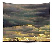 Cloud Burst Tapestry