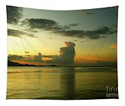 Cloud Formation Tapestry