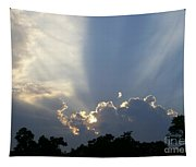 Cloud Glow Tapestry