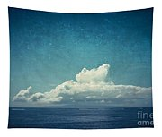 Cloud Over Island Tapestry