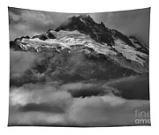 Cloud Smothered Peaks Tapestry