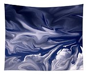 Clouds In Chaos Tapestry