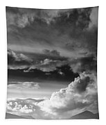 Clouds Over Loch Laich Tapestry