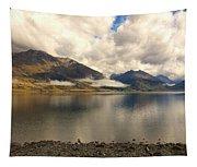 Clouds Over Wakatipu #1 Tapestry