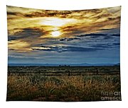 Cloudy Afternoon Tapestry