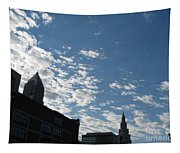 Cloudy In Cleveland Tapestry