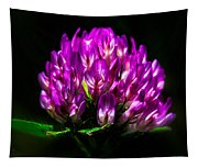 Clover Flower Tapestry