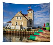 Coast Guard Station Tapestry