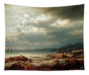 Coastal Landscape Tapestry