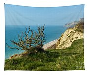 Coastal Path - West Bay To Eype  Tapestry