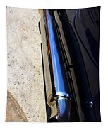 Car Tail Pipe Tapestry