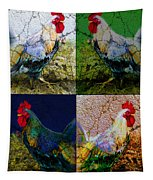 Cock 2 Tapestry
