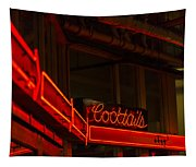 Cocktails In Neon Tapestry