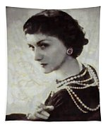 Coco Chanel Tapestry